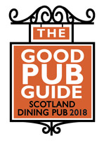 Good Pub Guide Scotland Dining Pub 2018